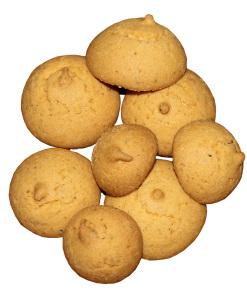 biscotti alla panna senza glutine