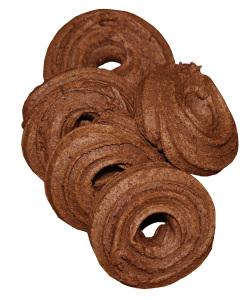 biscotti panna e cacao Forneria Veneziana