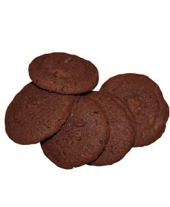 cookies biscotti senza glutine al cacao
