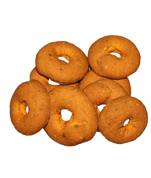 snack senza glutine gusto pomodoro