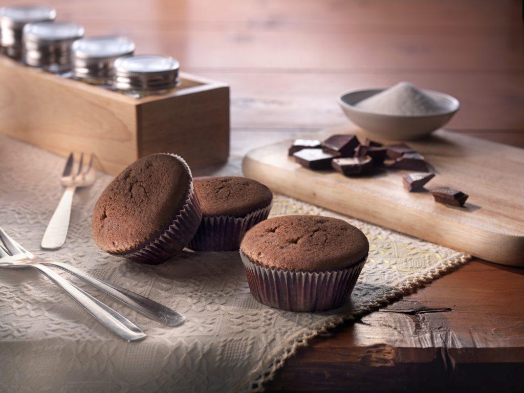 Muffin cioccolato senza glutine