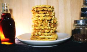 waffles senza glutine