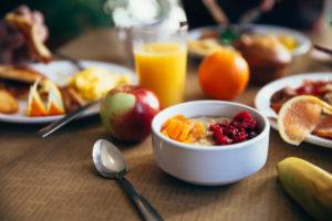 colazione detox senza glutine