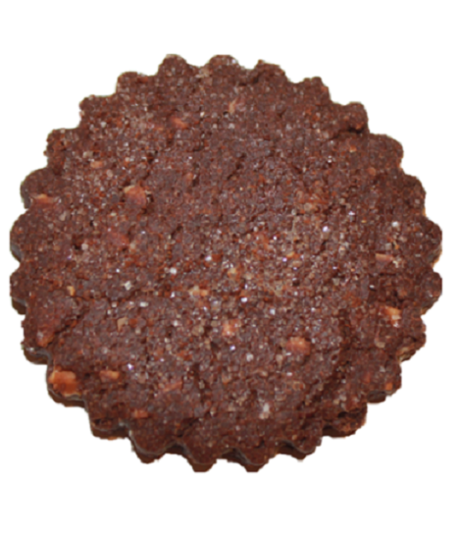 biscottone vegan cacao