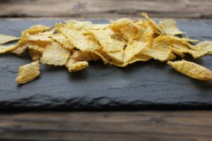 chips mais senza glutine ricetta