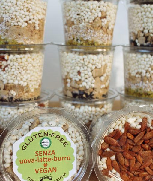 Le granola salate Forneria Veneziana