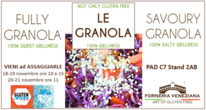 Granola senza glutine Forneria Veneziana