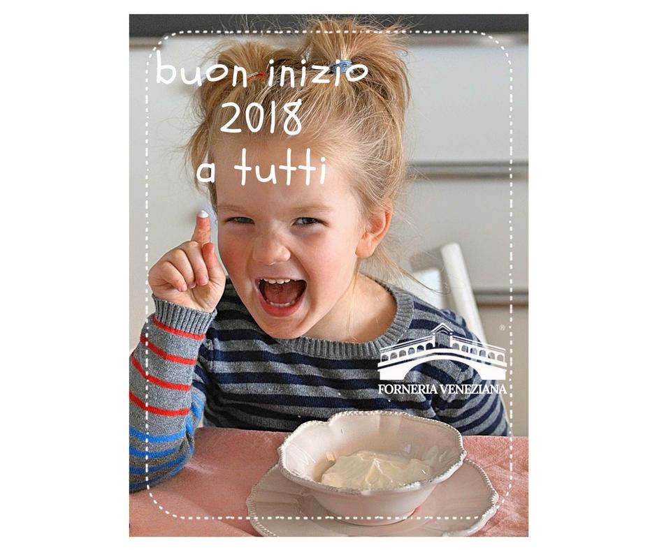 Buon anno glutne free da Forneria Veneziana