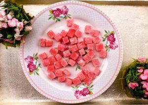 Dolcetti Turchi all'acqua di rose